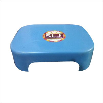 Plastic Stool And Patra