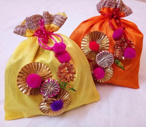 Handmade Potli Batwa