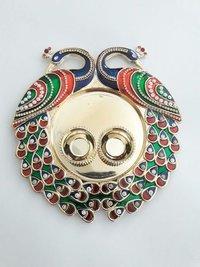 Acrylic Designer Pooja Thali