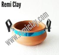 Clay Milk Handi