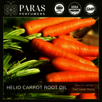Helio Carrot Root Oil, Infused