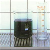 Chemistry Steel Shelf