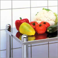 Food Steel Shelf