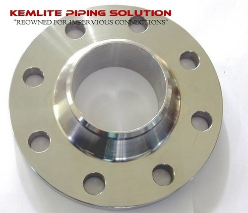 WELD NECK RAISED FLANGES