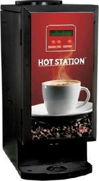 Tea Coffee Soup Vending Machine