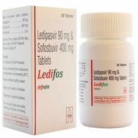 Sofosbuvir 400 mg and Ledipasvir 90 mg Tablets