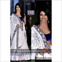 Desinger Cotton Saree