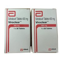 Viroclear 400 mg Tablets