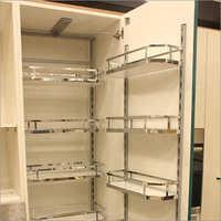 Wooden Pantry Unit