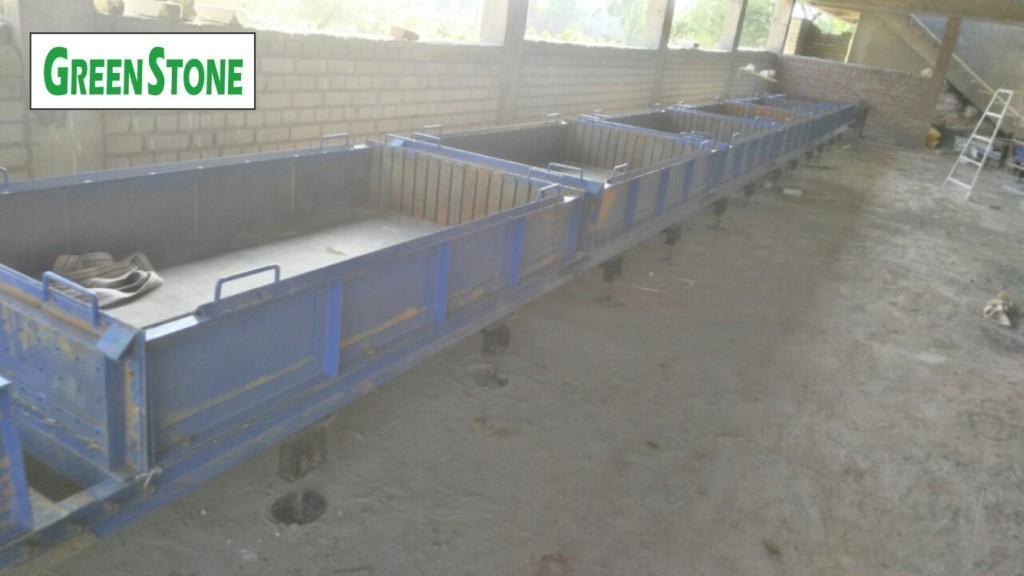 Box Mould For Precast Wall Line