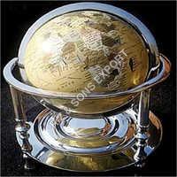 Aluminum Nickel Globe