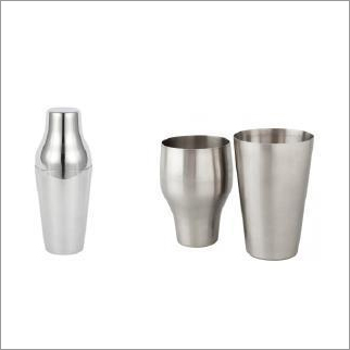 Parsian Shaker (Steel Finish)