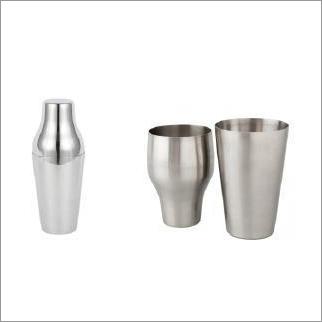Parsian Shaker (Steel Finish)