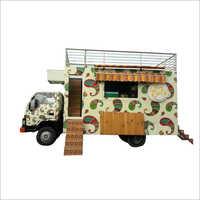 Double Decker Food Van