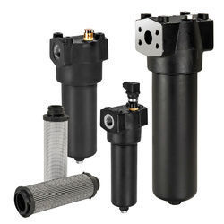 Hydraulic Filters & Spare Elements