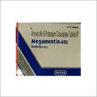 Megamentin 625 Tablets