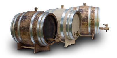French Oak Barrel 3Ltrs