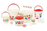 Bathroom Set (14 Pcs)