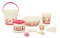 Bathroom Set (9 Pcs)