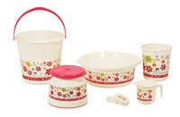Bathroom Set (6 Pcs)