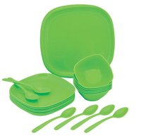 24 Pieces Square Dinner Set