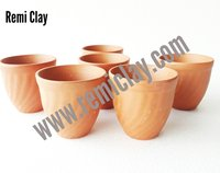 Clay Taquila Glasses