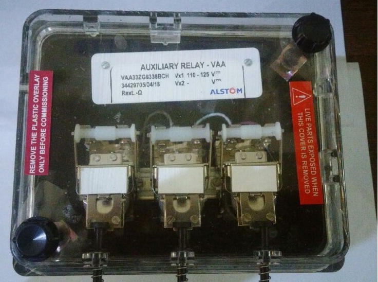 Auxiliary Relays
