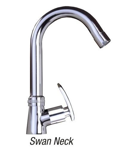 Brass Swan Neck