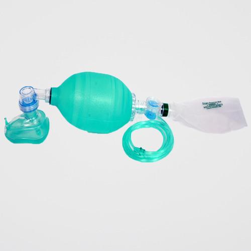 Child Silicone Resuscitator