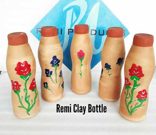 Clay Designer Bottle