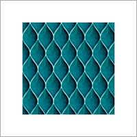 Droplet Mosaic Aqua Tile