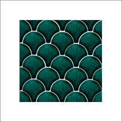 Fish Scale Mosaic Tile
