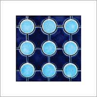 Round Mosaic Tile