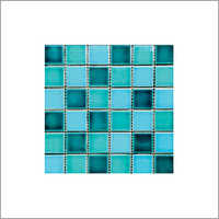 Aqua Mosaic Tile