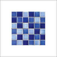 Cobalt Mosaic Tile