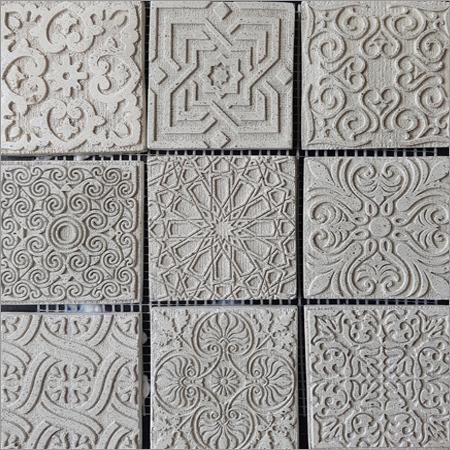 3D Mosaic Composite Tiles