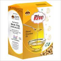 15 kg Jar Filtered Groundnut Oil