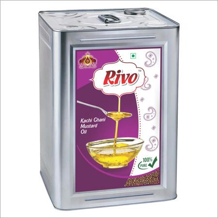 15 kg Tin Kacchi Ghani Mustard Oil
