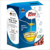 15 Ltr Jar Groundnut Oil