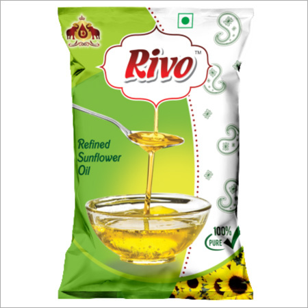 1 Ltr Pouch Refined Sunflower Oil