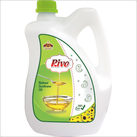5 Ltr Jar Refined Sunflower Oil