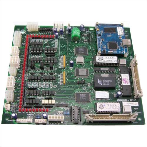 Microprocessor Main Card Repairing