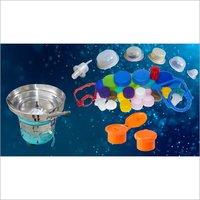 Plastic Caps Vibrator Feeder Bowls
