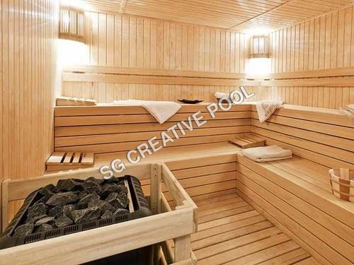 Luxury Sauna Rooms