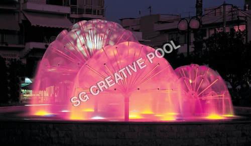 Fountain Manufacture