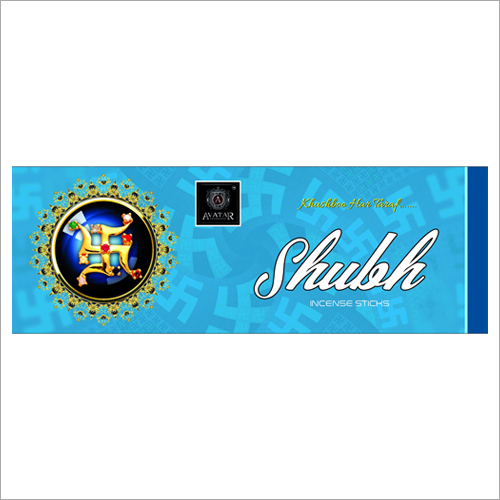 Shubh Incense Sticks