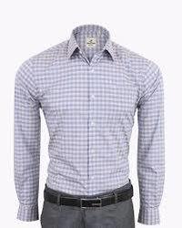 Men Cotton Formal Shirts