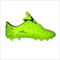 Green Football Shoe
