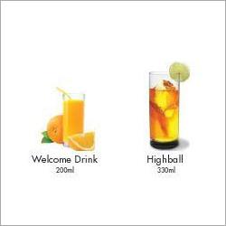 Unbreakable Cold Drink & juice Glasses