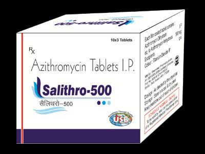 SALITHRO 500